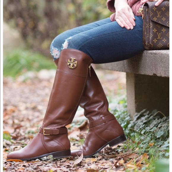 a1fae8adf17 NWOB Tory Burch Adeline boots